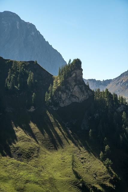 Rundweg Brand – Nenzinger Himmel – Spusagang  Wandern im Brandnertal 09