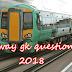 Railway gk questions 2018
