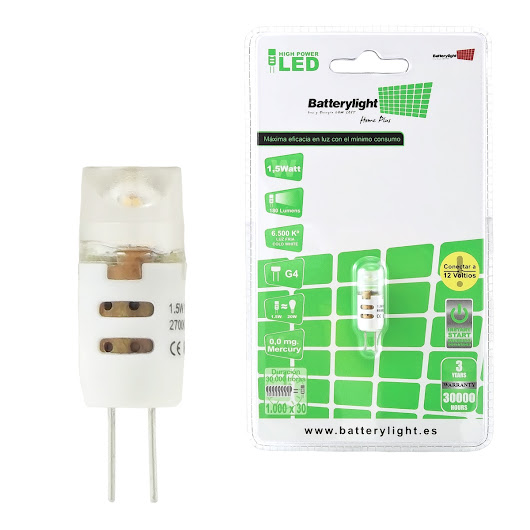 Nuevos Productos: Bombillas LED Bi-Pin G4 y G9
