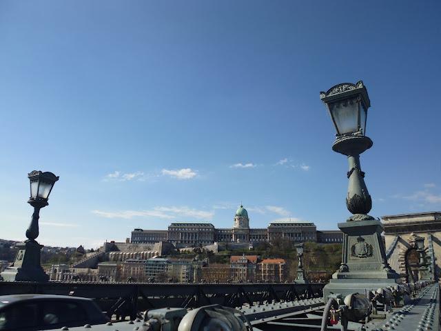 Colina del Castillo en la zona de Buda (Budapest) (@mibaulviajero)