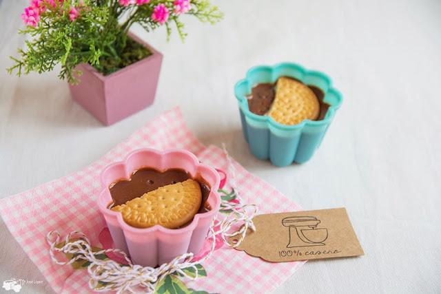 Como preparar unas ricas natillas de chocolate