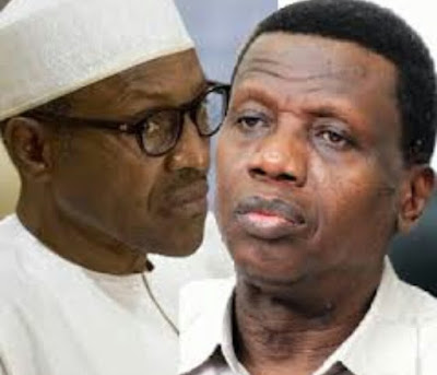 Adeboye Prays for Buhari's Speedy Recovery