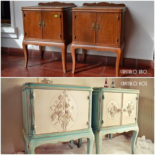 Muebles Joyeros Decorados