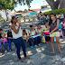 Jovens Realizam Marcha contra o Estupro em Macajuba