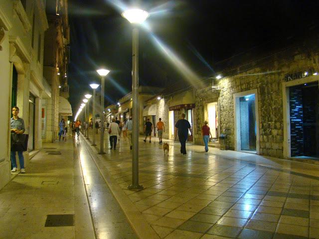 Centro Histórico de Split - Croácia