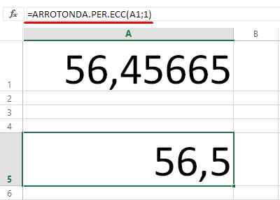 Come Arrotondare Numeri Su Excel Scuolissimacom