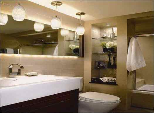 Decorating Ideas For Small Master Bathroom