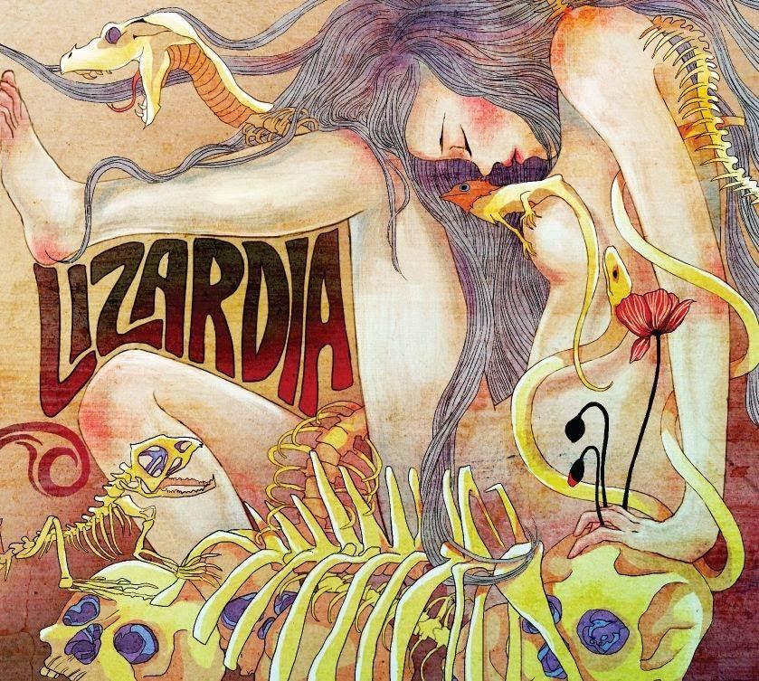 Lizardia - Lizardia