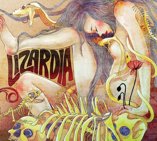 [Review] Lizardia - Lizardia