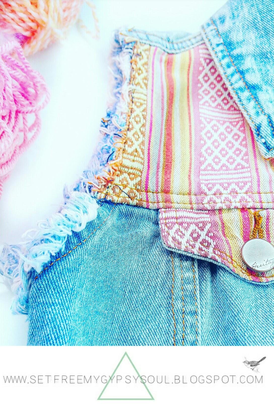 Set Free My Gypsy Soul A Crochet Craft Blog Fringed Crochet