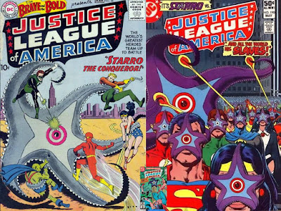 Starro JLA First Foe