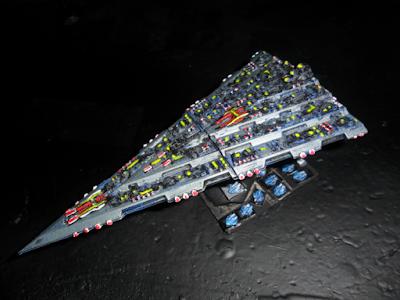Delta Supercruiser