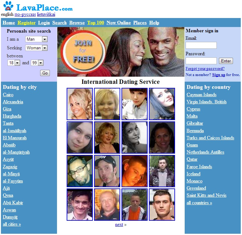 Free dating sites for armed forces