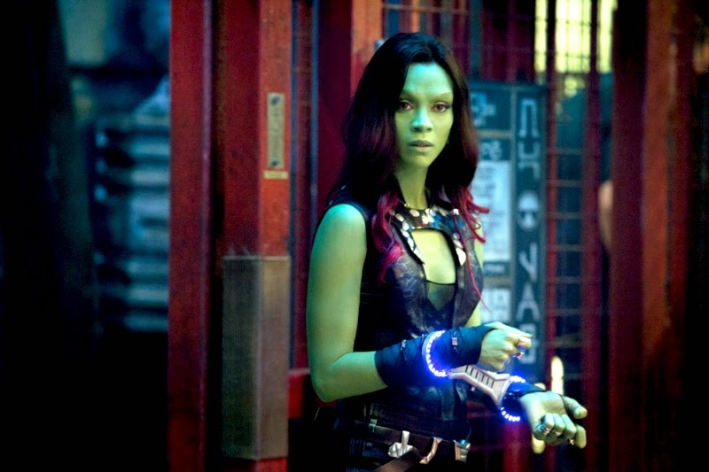 Gamora - บางห้วงเวลาเธอก็เป็นนักรบ ไม่ก็เป็นมือสังหารผู้ร้ายกาจและลึกลับ