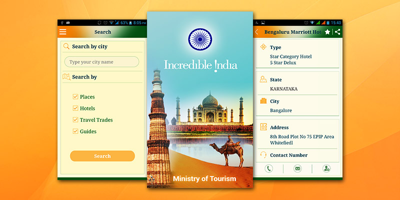 Indian Government Apps
