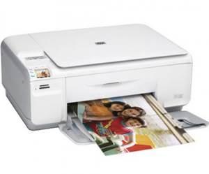 HP Photosmart C4485