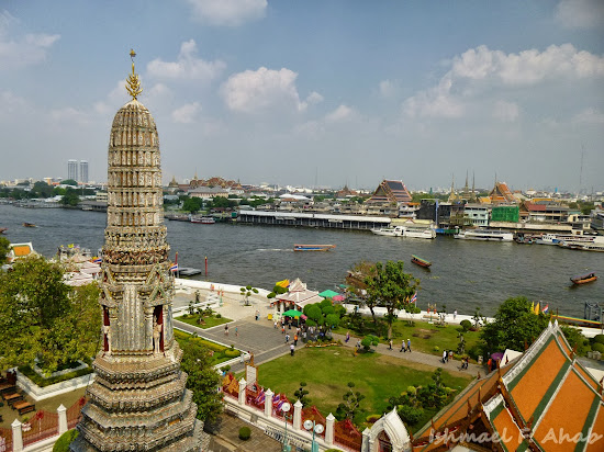 Minor Prang of Wat Arun