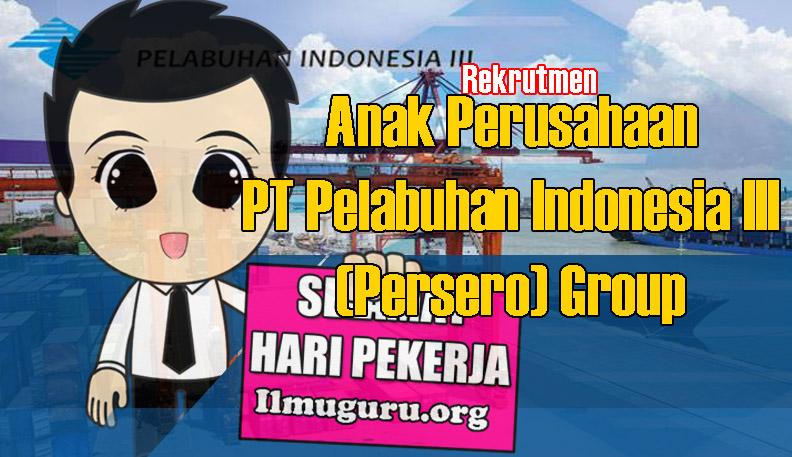 Loker Pelabuhan Indonesia III 2019