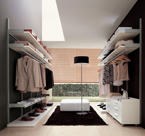 Walk In Closet Solutions: Passion For Luxury : Walk-in-Closets The Perfect Solution