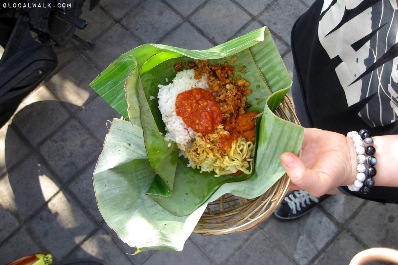 Makanan Khas Bali Nasi Jinggo