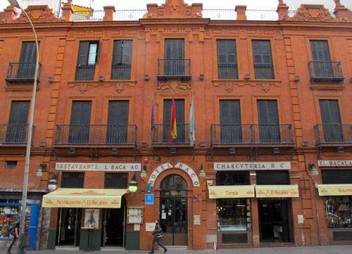 Hotel Baco Seville, Spain