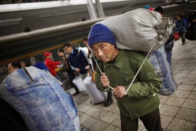 China possui imensa população que poderia ser encaminhada para qualquer canto do planeta
