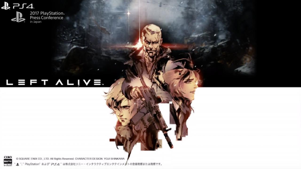 Left Alive da detalles de su argumento y muestra gameplay