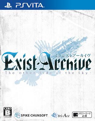 Exist Archive: The Other Side of the Sky [UPDATE][PSVita][USA][HENkaku][Mega]