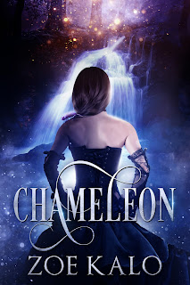Bewitching Book Tours Release Blitz: Chameleon by Zoe Kalo