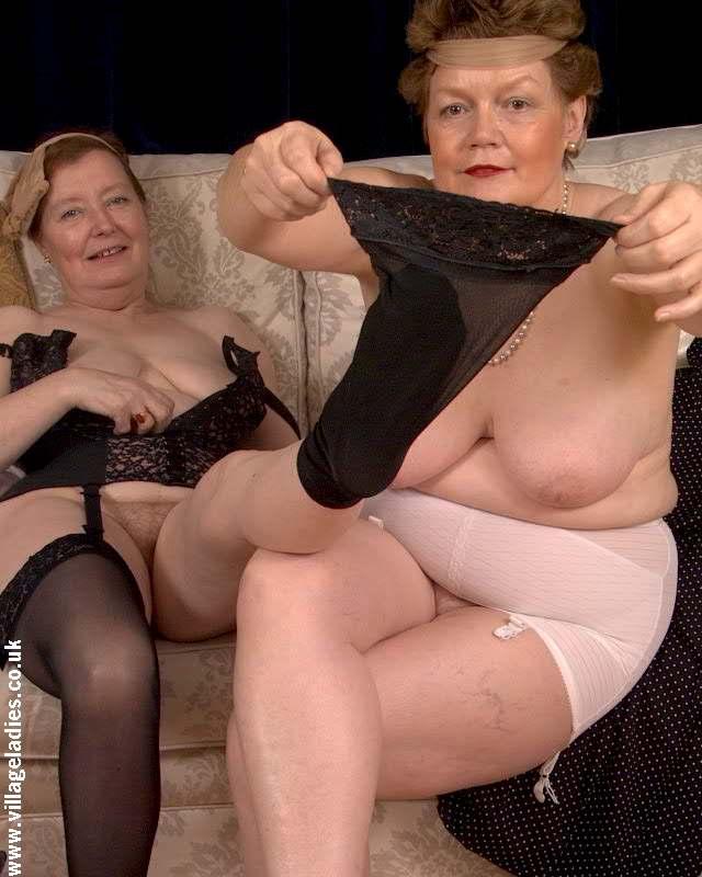 Arkiv af gamle Kvinder to damer-1464