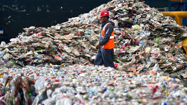 CocaCola, PepsiCo y Nestlé: Las principales generadoras de basura plástica en México
