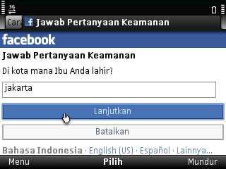 Cara Bajak Fb atau Facebook Lewat Opera Mini Ampuh 100% Berhasil!