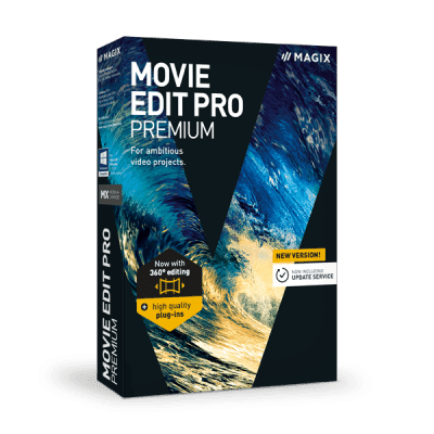 MAGIX Movie Edit Pro 2017 Plus Free Download