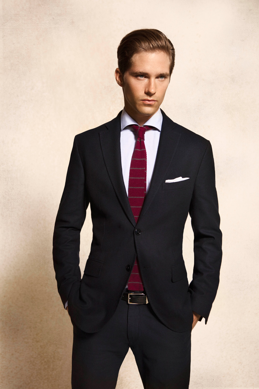 Simple Coat For Men's | Massimo Dutti September 2012 Lookbook For ...