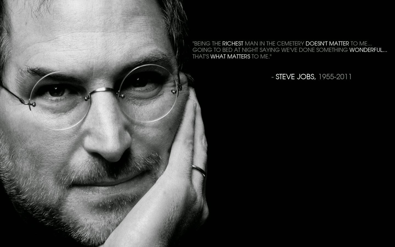 Bài phát biểu của steven jobs