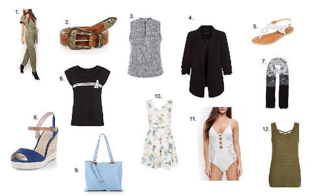 New Look SS16 Wishlist