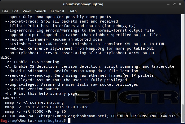 How to know open ports use nmap in Linux - Ahan-Ganteng