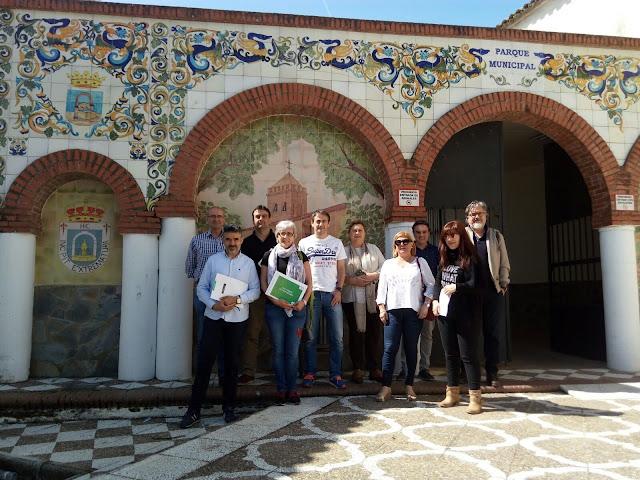 Enkarterrialde en Cádiz y Badajoz
