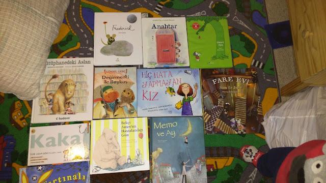 3-6 yaş kitaplar
