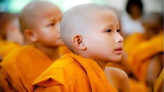 Non è cadendo che si muore - Buddha