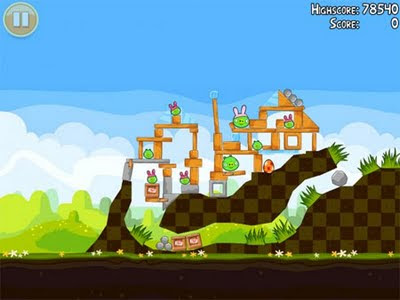 Angry Birds Seasons Easter Eggs! v1 4 0 Ad free Android Apk