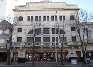 Cine Teatro París Necochea
