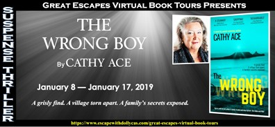 Upcoming Blog Tour 1/15/19