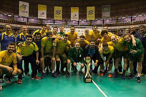 Brasil campeón Cuatro Naciones Handball