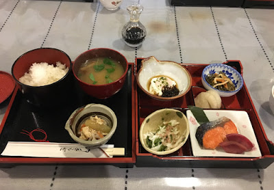 毒沢鉱泉 神乃湯の朝食
