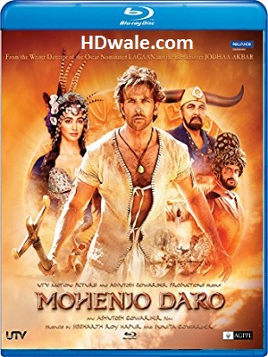 Mohenjo Daro Movie Download (2016) HD 1080p & 720p BluRay