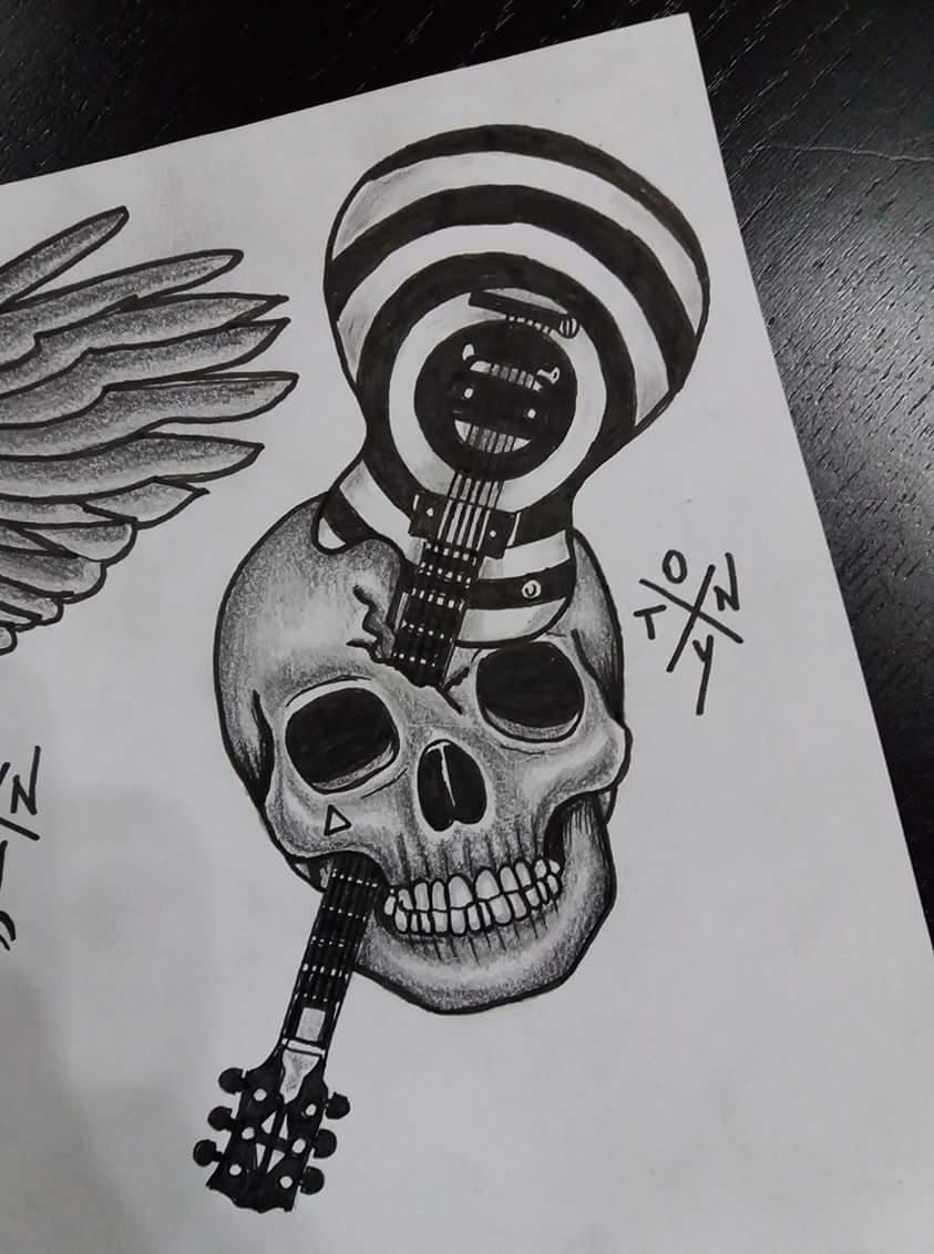 Amato Sailor Daddy Tattoo di Tonyx: Disegni a matita idee per tatuaggi KB82