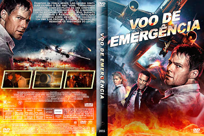 Filme Voo de Emergência (Flight Crew - Ekipazh) DVD Capa