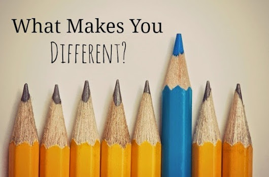 Knowing What Makes Your Business Different