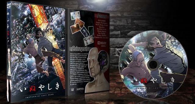 Inuyashiki | Cover DVD | MEGA